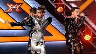 Can this guys blow the Judges away with song Make-UP - The Hardkiss? The X Factor 2016