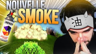 "🔥CE TROLL WTF TO THE NEW SMOKE - KAG""BUSH""I JUTSU SECRET!! Fortnite Skyyart en"