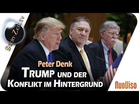 Trump und der Konflikt im Hintergrund - Peter Denk bei SteinZeit