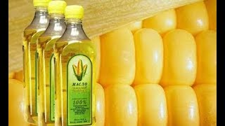 Кукурузное масло польза и вред. Что можно лечить кукурузным маслом?