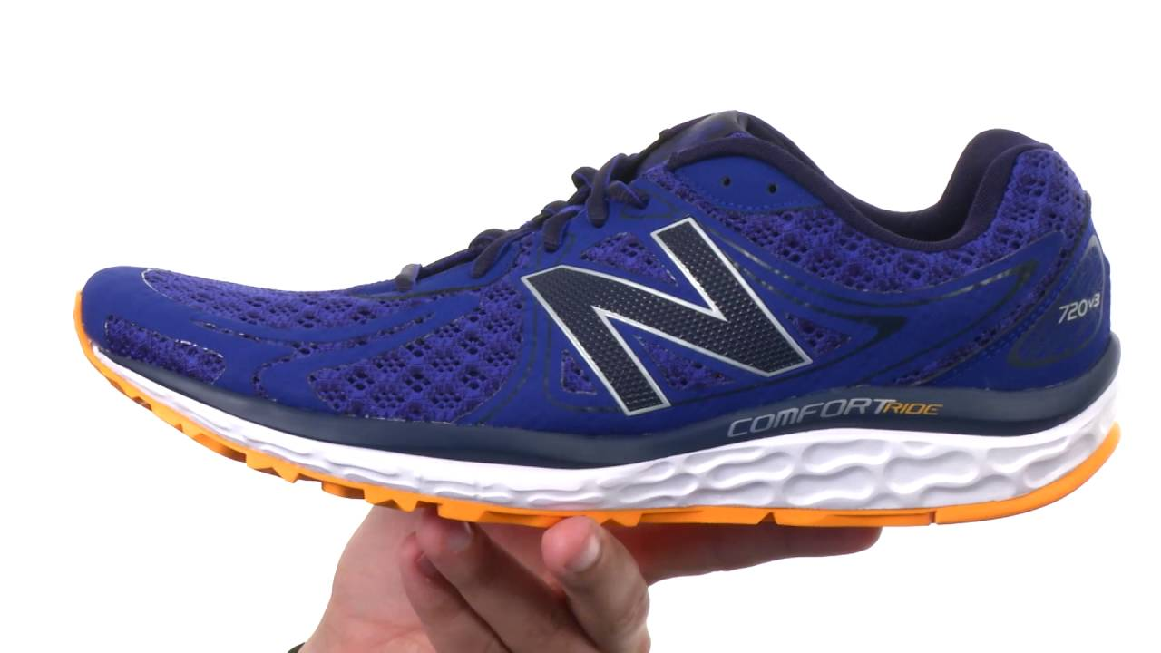 New Balance 720v3 SKU 8727216 - YouTube e6585c83fc42