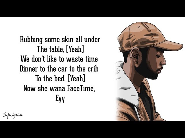 Andy Okoro - SpaceTime (Lyrics) | Beat Prod. by The Wave