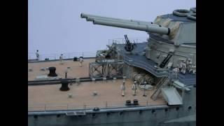 Italian Battleships Littorio Class - Schlachtschiffe der Littorio-Klasse