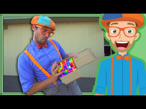 Thumbnail: Blippi Educational Videos for Kids | Machines and More Compilation