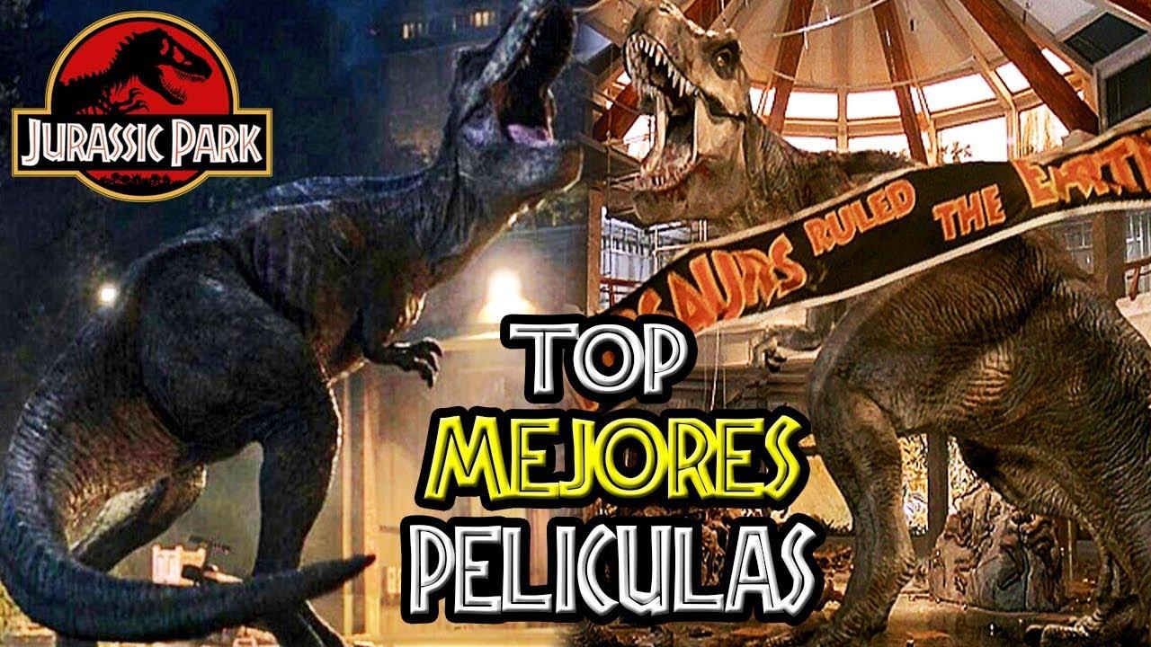 Download TOP 5: MEJORES PELÍCULAS DE JURASSIC PARK | RANKING DE LA PEOR A LA MEJOR