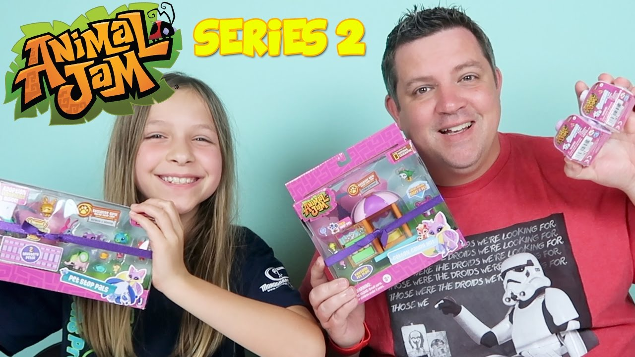 Limited Edition Animal Jam! Series 2, Cotton Candy Hut ...