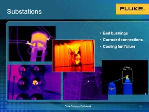 Fluke Thermal Imaging for Electrical Applications