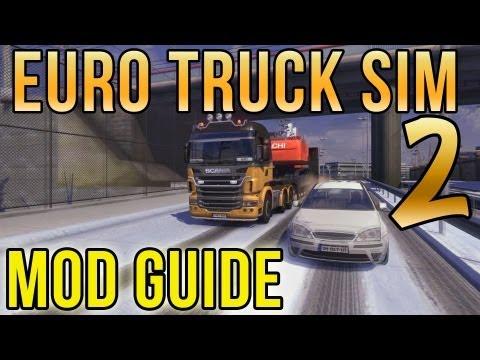 Euro Truck Simulator 2 - Mod Guide