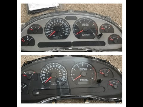 99-04 Mustang Gauge Cluster Installation (How To)