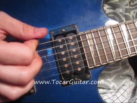 Bush Glycerine Guitar Lesson Youtube