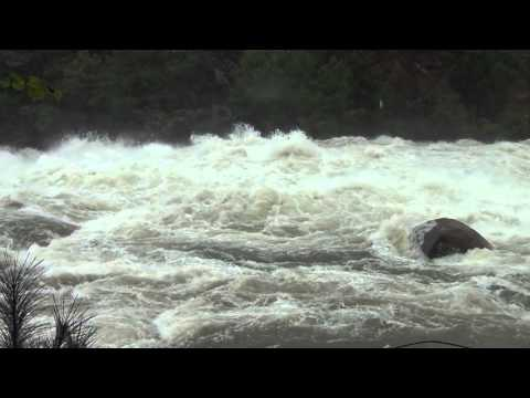 SCE&G Lake Murray/ Saluda River Spillway Release - Columbia, S.C.