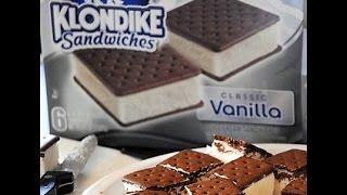 Klondike Astronaut Ice Cream Sandwiches  Freeze Dried Harvest Right Freeze Dryer Food Shtf Storage