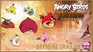 Angry Birds Avengers: Infinity War (Toons Version) Official Trailer HD