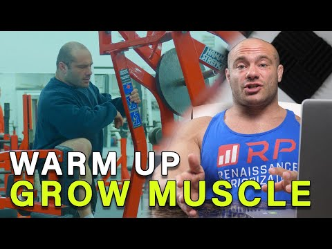 How to Warm Up for Muscle Growth Training
