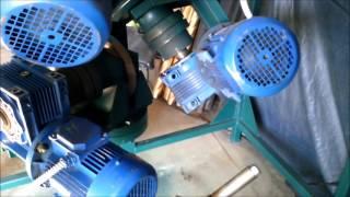 Станок для изготовления витой трубы(Предлагаем вашему вниманию станок для производства витой трубы СТВ-12 Основные технические данные и характ..., 2016-08-19T04:27:12.000Z)