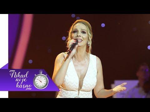 Tatjana Jovanovic Tanja - Zivote moj - (live) - Nikad nije kasno FINALE - EM 35 - 11.06.2018.