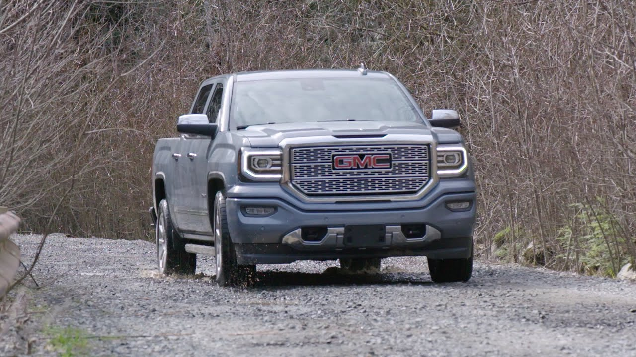 by with review auto canyon vs gmc news pickup side long term the sierra