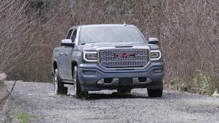GMC Sierra Denali Ultimate 2016 Videos