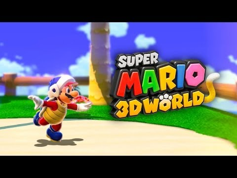 SUPER MARIO 3D WORLD #7 - Há Sentido na Morte!!!