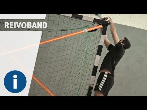 "Video: Reivo®-Band ""Plus"", 13 m lang"