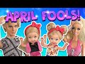 Barbie   April Fool   s Day Pranks   Ep 161