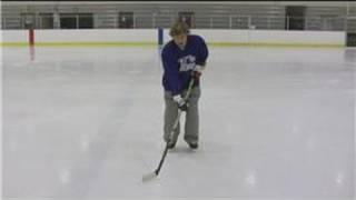 Hockey : How to Hold a Hockey Stick