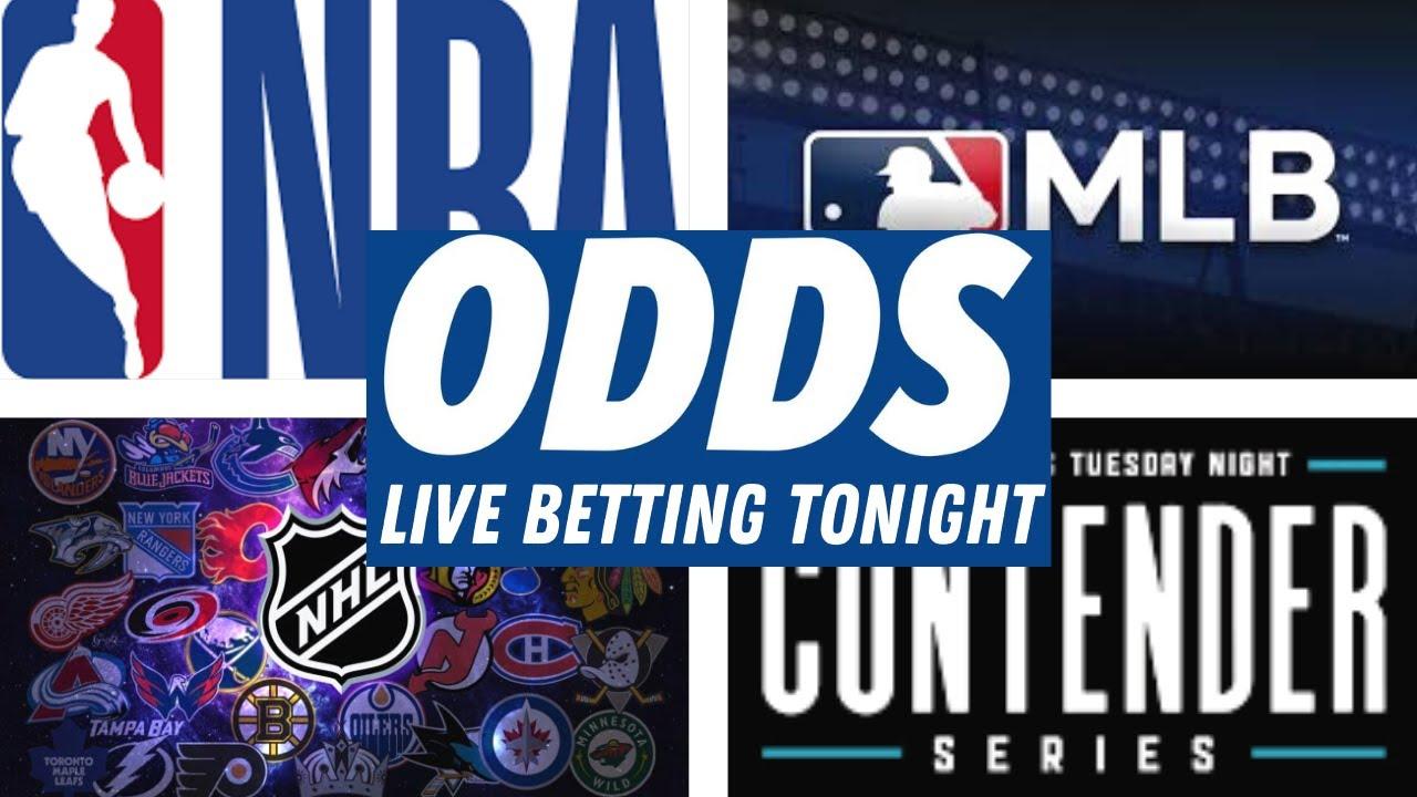 Betting tonight rob bettinger