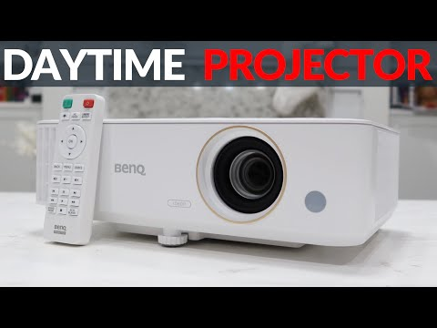 BenQ TH585 Projector - Owner Review - 2020 Model - Full HD 1080P And 3D