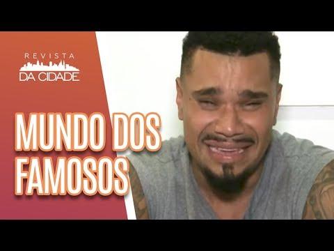 Cachê de Naldo CAI após prisão + Casagrande se emociona  - Revista da Cidade (16/07/18)