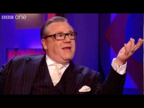 Ray Winstone Talks About Mel Gibson  Friday Night with Jonathan Ross  BBC One