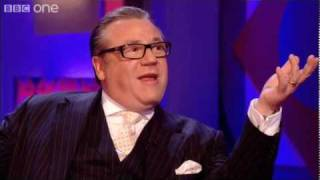 Ray Winstone Talks About Mel Gibson - Friday Night with Jonathan Ross - BBC One