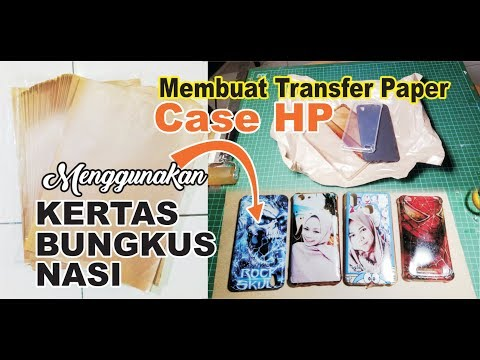 CARA BUAT CASE HP SEDERHANA LOW BUDGET.
