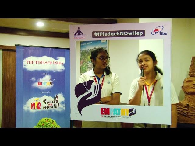Students Speak 15: Empathy Times Quiz, Kochi