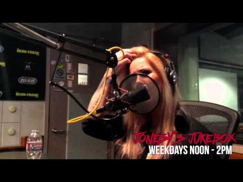 Lita Ford In-Studio with Jonesy