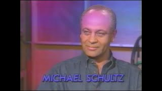Dialogue with Black Filmmakers-  Michael Schultz (1992)