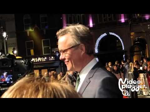 The Lady in the Van interview with actor Alex Jennings at the BFI LFF