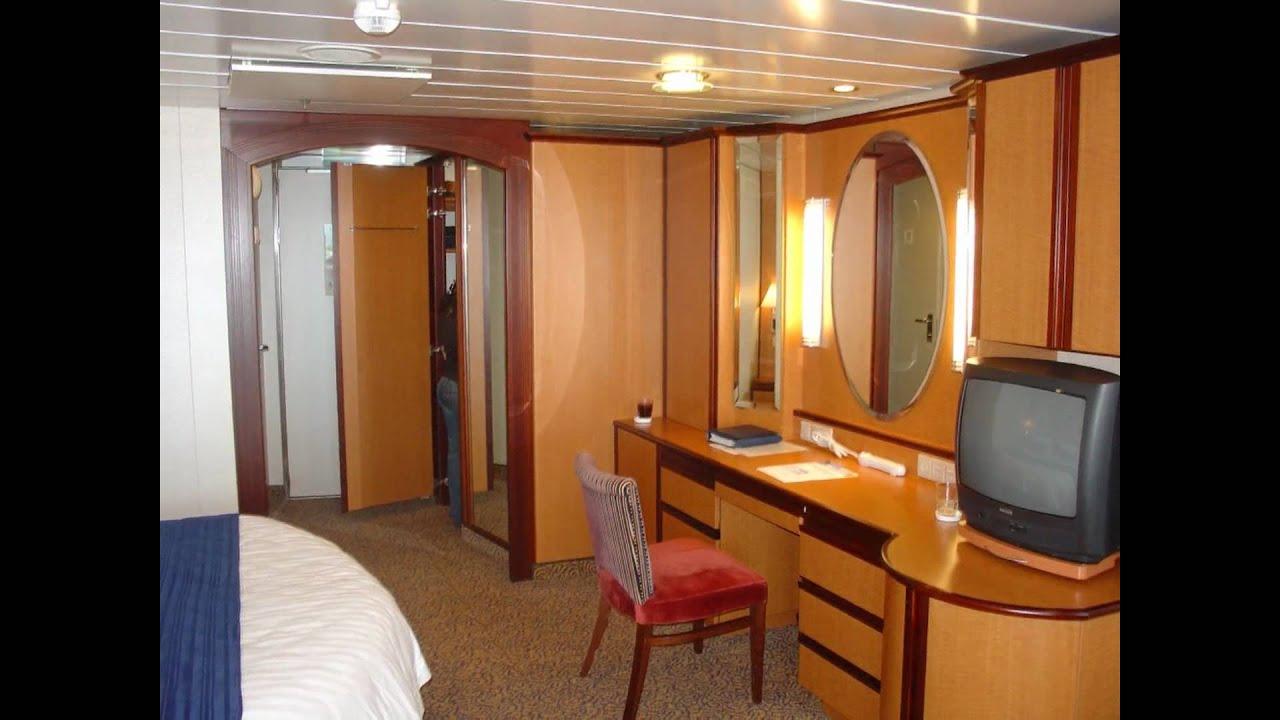 RCL Serenade Of The Seas   Junior Suite   JS 1594   Suite Tour   YouTube