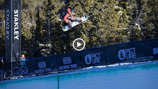 The Win that Launched Chloe Kim into The PyeongChang 2018 Olympics