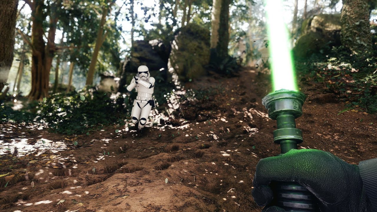 how to go third person in star wars battlefront