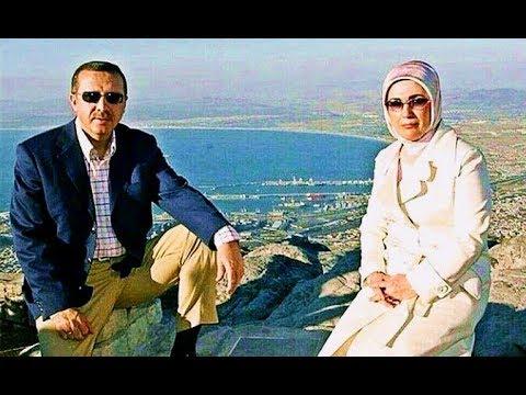 Recep Tayyip Erdoğan wife Emine Erdoğan