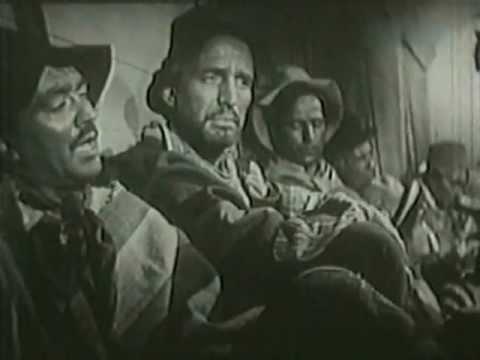Pelicula ZAFRA : Actuacion de Atahualpa Yupanqui