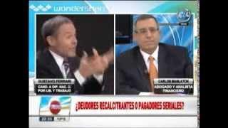 'Los fondos buitres no existen', Maslatón en América24