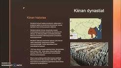 Kiinan dynastiat