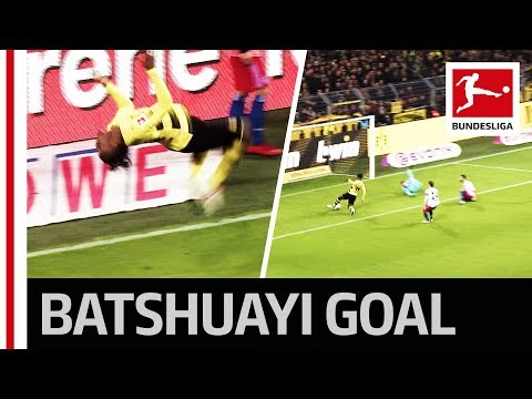 Batshuayi Scores Again - Reus and Pulisic Combine Perfectly