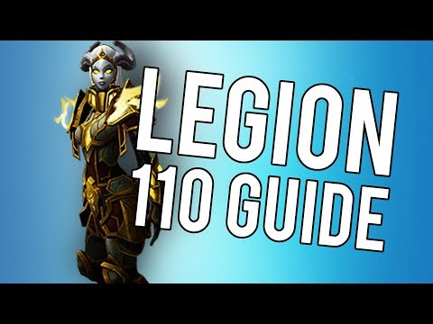 Level 110 Boosted Character Guide (What To Do Now) - WoW Legion 7.3.5