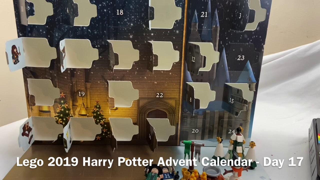 lego 2019 harry potter advent calendar day 17 youtube. Black Bedroom Furniture Sets. Home Design Ideas