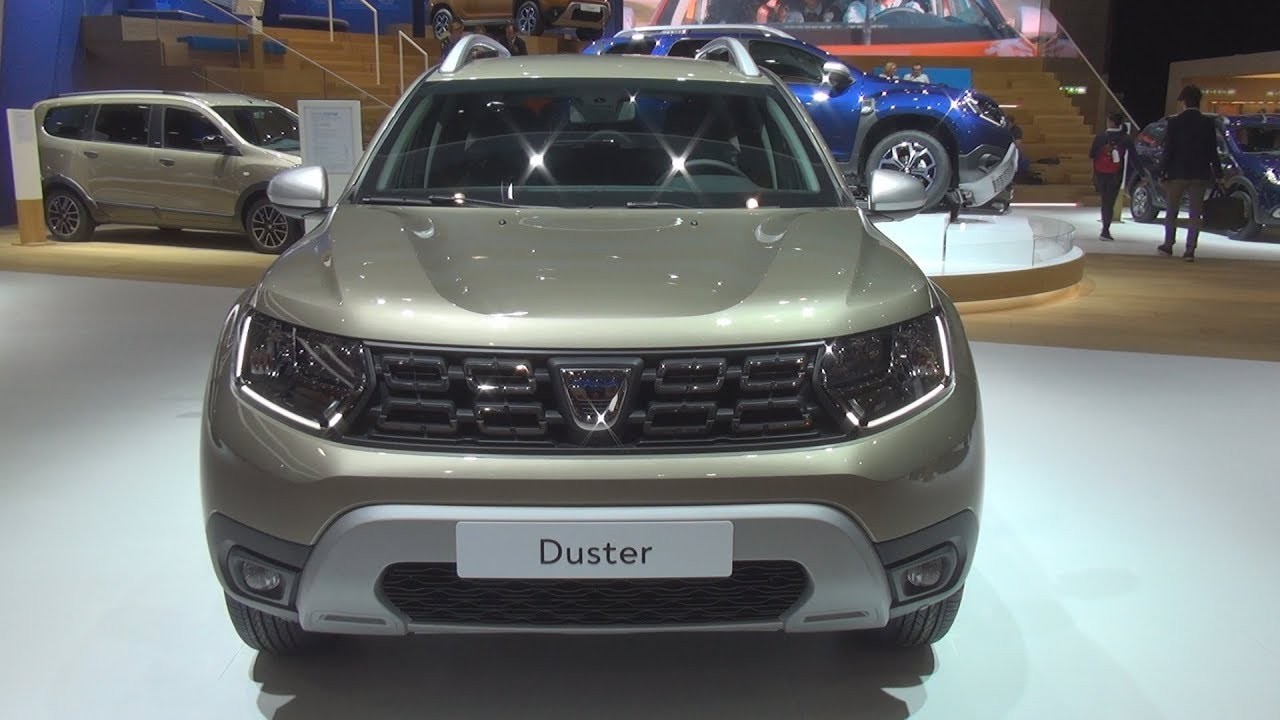 dacia duster prestige dci 110 stop start edc 2018 exterior and interior youtube. Black Bedroom Furniture Sets. Home Design Ideas