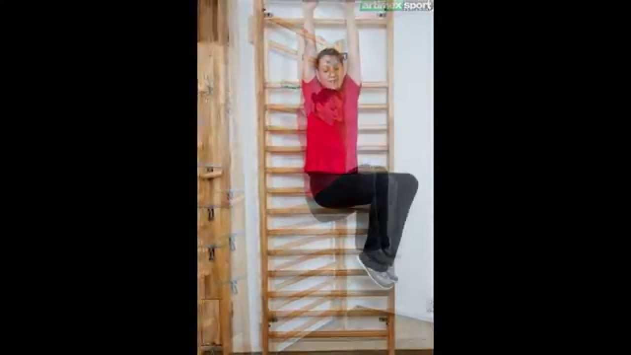 ribbe øvelser
