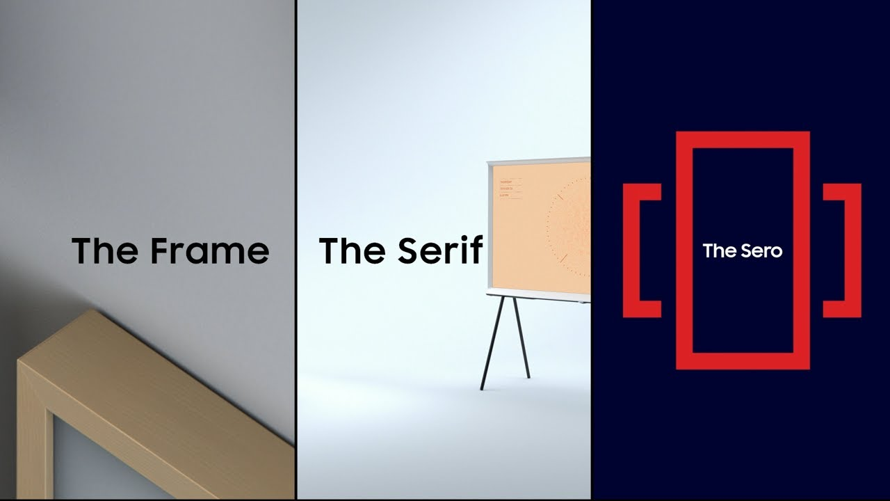 Samsung Lifestyle TV, Turn on Your Lifestyle