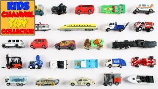 Learn Vehicles For Kids Children Babies Toddlers | Ambulance School Bus Taxi | Kids Learning Video